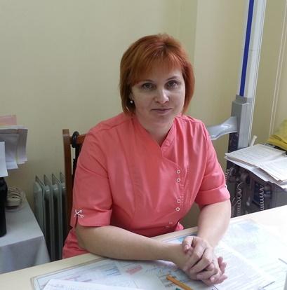 Фельдшер - Пастушкова Ольга Юрьевна