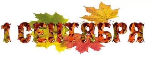 Праздничная линейка, посвященная Дню знаний, состоится 1 сентября в 9.00.